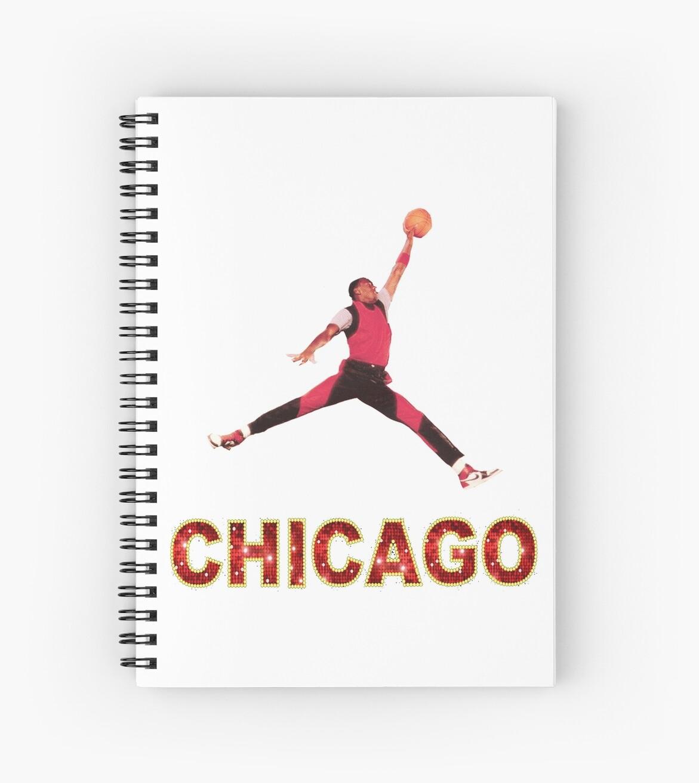 Michael Jordan Chicago by Kyle Heinze