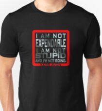 Expendable Me? Unisex T-Shirt
