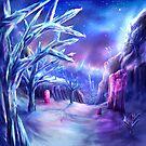 Spectrum of Mana: Crystal Forest by LightningArts