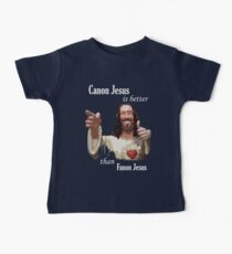Canon Jesus Kids Clothes