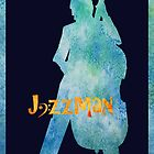 Jazzman by PaintboxCollage