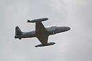 Canadair CT-133 Silver Star by Nigel Bangert
