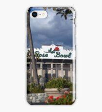 """The Rose Bowl - Pasadena"" iPhone Case/Skin"
