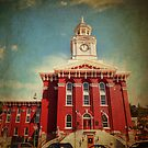 Brookville courthouse by vigor