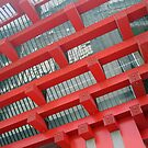 China Pavilion, Expo 2010 by Urso Chappell