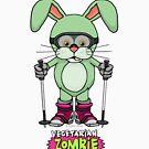 Vegetarian Zombie Ski Bunnies™ : Beez by Zero Dean