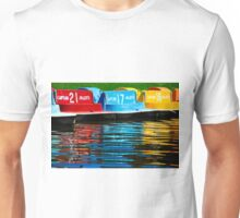 Primary Colours Unisex T-Shirt