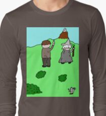 The Journey to Mount Fudge T-Shirt