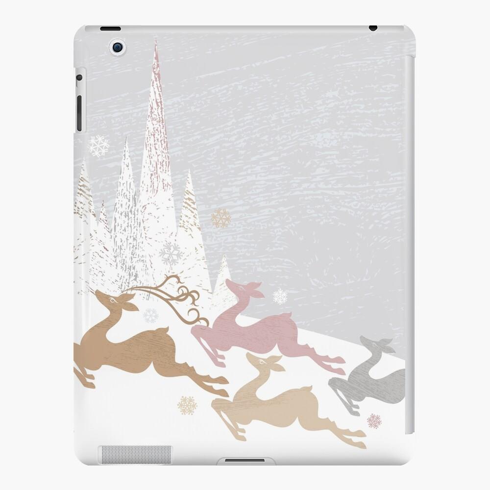 Winter Deer iPad Case & Skin