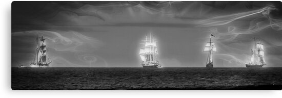 """""""Ghost Ships"""" by Phil Thomson IPA"""