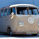 Splitscreen VW Kombi Bus by Bami