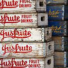 Vintage Crates by Bami