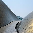 United Arab Emirates and Israel Pavilions, Expo 2010, Shanghai, China by Urso Chappell