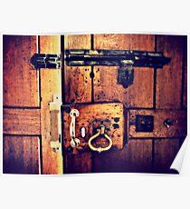 Chamber of Secrets Poster