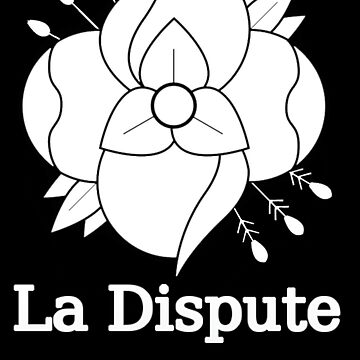 La Dispute - White by toofaded