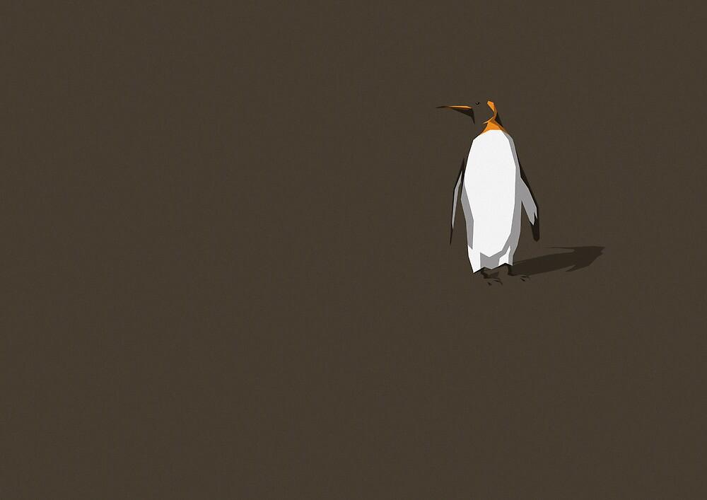 Penguin by MrPeruca