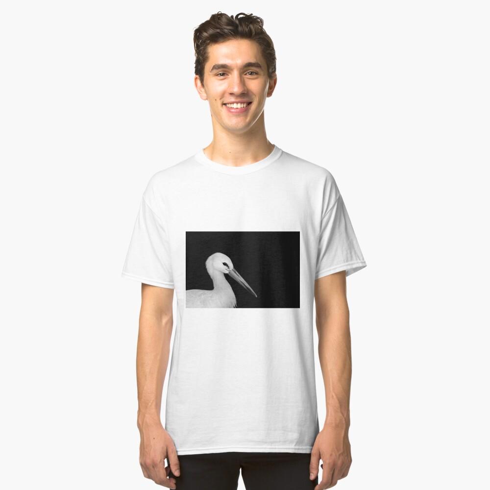 White Stork Classic T-Shirt