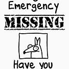 Budget Emergency! by firstdog