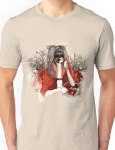 My Little Red Riding Hood.... Unisex T-Shirt