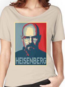 Obamized Mr Heisenberg (Red) Women's Relaxed Fit T-Shirt