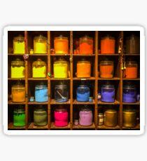 Pigment Pots Sticker