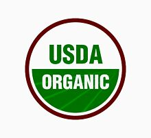 United States Department Of Agriculture Organic Certificate Unisex T-Shirt