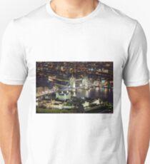 London at Night Unisex T-Shirt