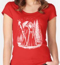Saint Nicholas Women's Fitted Scoop T-Shirt