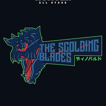Monster Hunter All Stars - The Scolding Blades by bleachedink