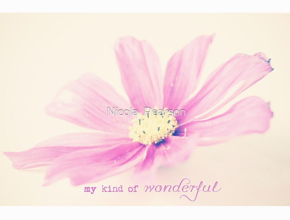 My Kind Of Wonderful by Nicola  Pearson