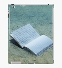 memories lost iPad Case/Skin