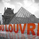 Du Louvre by Vin  Zzep