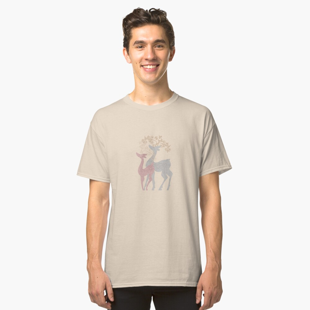 Couple of Deer Classic T-Shirt