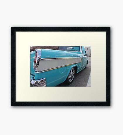 Chevy Belair Framed Print