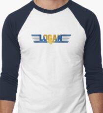 Lo-Gun. Men's Baseball ¾ T-Shirt