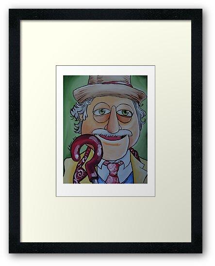 Waldorf, Seventh Doctor by lissyleem