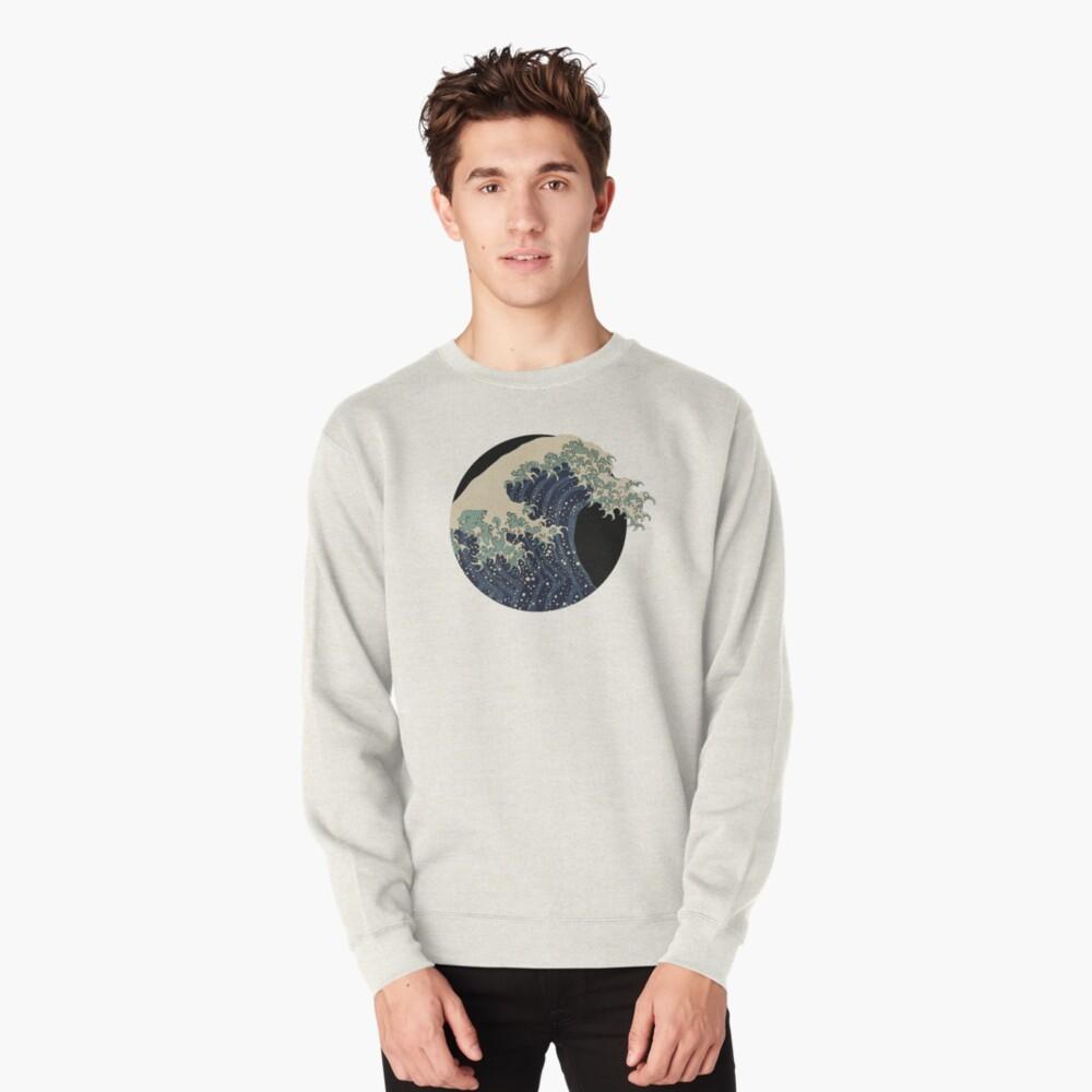 Die große Welle Pullover