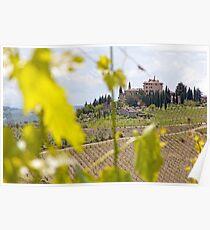 Tuscany Mansion Poster