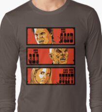 The Good The Bad and The Buffy Long Sleeve T-Shirt