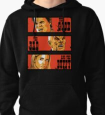 The Good The Bad and The Buffy Pullover Hoodie