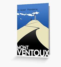 Mont Ventoux Greeting Card
