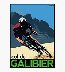 col du Galibier Photographic Print