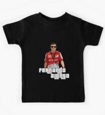 Alonso GTA Style Kids Tee