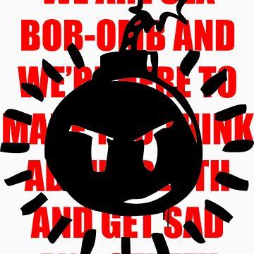Sex Bob-Omb by Ewing24601