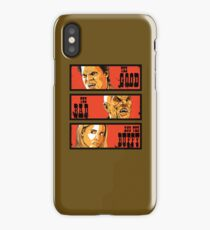The Good The Bad and The Buffy iPhone Case