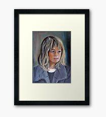 Aïna Framed Print