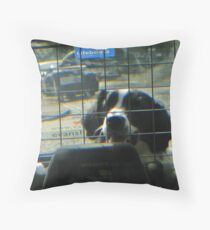 New Dug Throw Pillow
