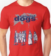 Camelot Dogs T-Shirt