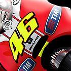 Valentino Rossi - Ducati GP11 by quigonjim