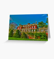Glitter That Was Once Gold - Westbury House Greeting Card